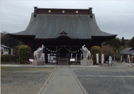 日本一長い名前のお寺、長福寿寺!