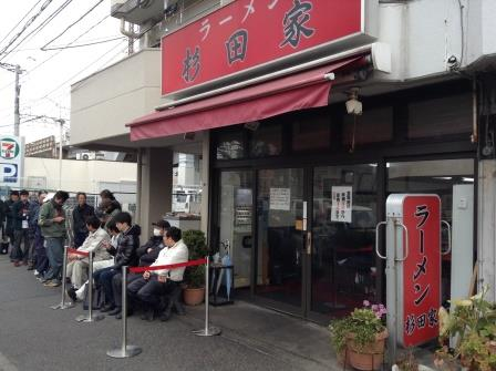 横浜家系ラーメン発祥の地に店を構える「杉田家」の物語!