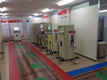 自動販売機は面白い、わくわく自販機ミュージアム