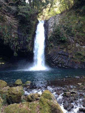 「天城越え」の歌詞に出てくる伊豆の有名観光地、浄蓮の滝