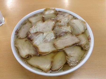 喜多方ラーメンの有名店、坂内食堂本店~日本三大ラーメン