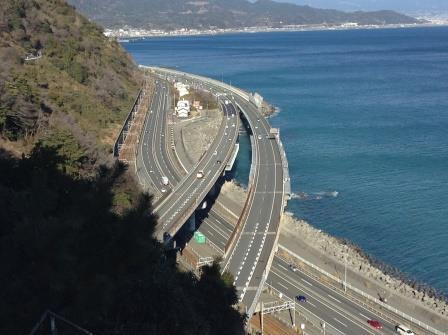 東海道五十三次の景色が残る唯一の場所「さった峠」
