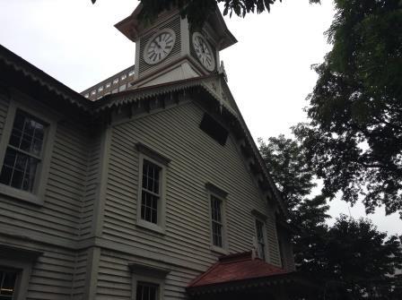札幌市時計台は本当にがっかりスポットなのか!
