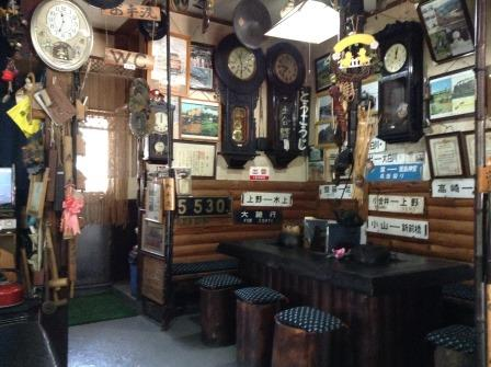 全て個人のコレクション、若旅民具茶屋