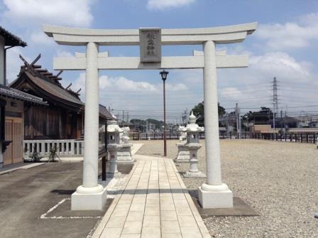 さつまいもで有名な青木昆陽を祀る「昆陽神社」に行ってみた!