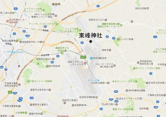 100%職務質問される「東峰神社」...