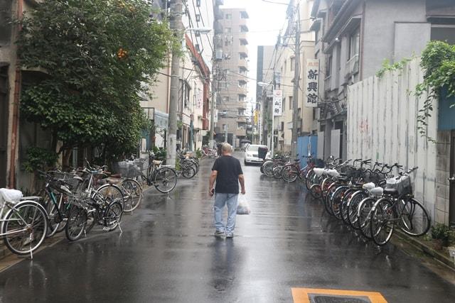 山谷のドヤ街を考える~日本三大ドヤ街