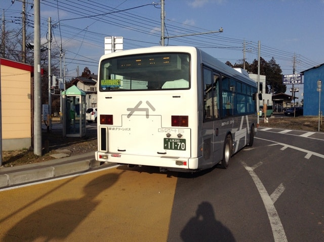 バス専用道路