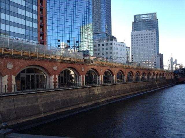 旧万世橋駅