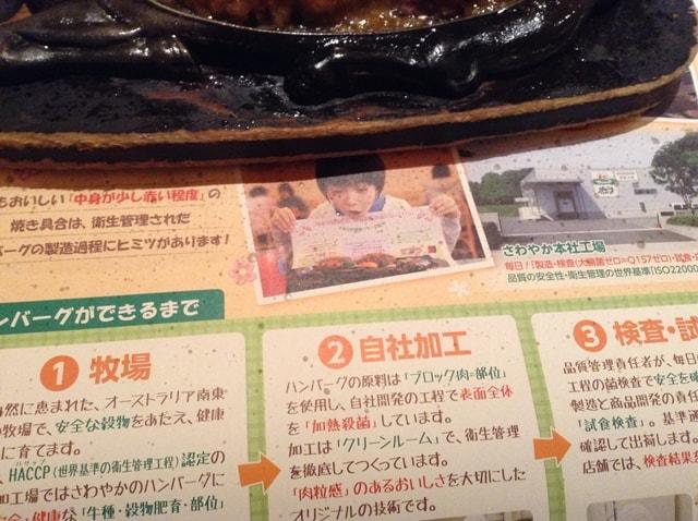 炭焼きレストランさわやか
