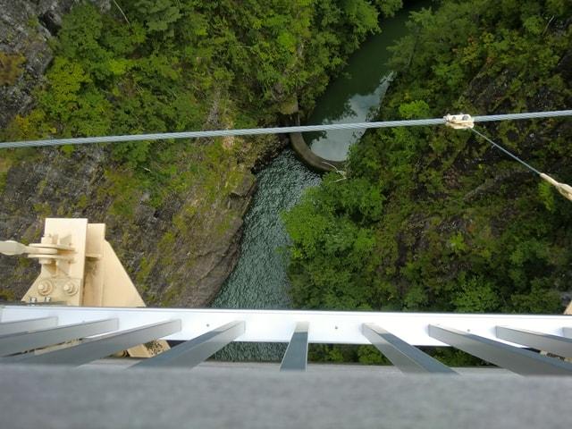 渡らっしゃい吊橋