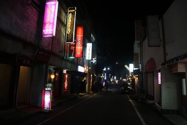 横田基地と歩んだ東京にある「福生の赤線跡」を調査してみた!