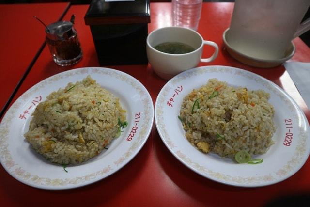 チャーハン付きチャーハンがある京都の珍中華料理屋「チャーミングチャーハン」!