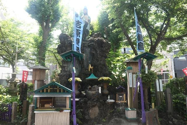 日本最大の遊廓街であった「吉原遊廓」の歴史を掘り下げたVol.3~吉原神社・樋口一葉記念館・角海老