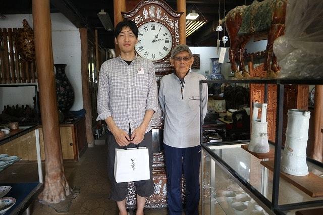 長崎県平戸市にある「井元コレクション」は、元特攻隊員が館長を務める珍コレクション館だ!