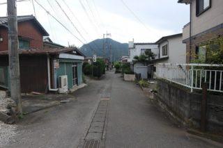 かつて山梨県上野原市にあった紅灯の一廓「関山遊郭跡」を訪問し、その歴史を調査した!