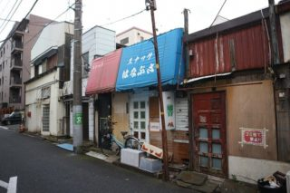 京浜工業地帯にあった工場労働者の楽園「鶴見入船カフェー跡」にはどんな歴史があったのか!?