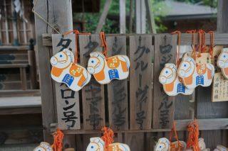 目指せ万馬券!競馬ファンやギャンブル祈願で有名な、滋賀県にある「馬神神社」の背景に迫る!