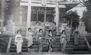 小田原花柳界の栄枯盛衰を調査すべく宮小路の花街跡へ!