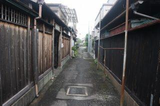 小田原にあった平屋群の私娼窟「抹香町」の歴史に迫った!