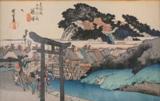 かつて江ノ島は江戸庶民に親しまれた信仰の地だった!?
