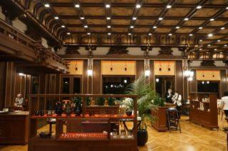 一泊六万円超!高級ホテル「箱根富士屋ホテル」の宿泊体験記!