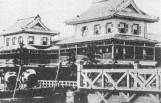 箱根富士屋ホテルは横浜遊廓「神風楼」の支店だった!?