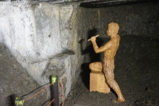江戸城の石垣にも使われてた伊豆石の石切場「室岩洞」とは!?